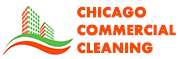 Chicago Commercial  Janitorial Company Logo